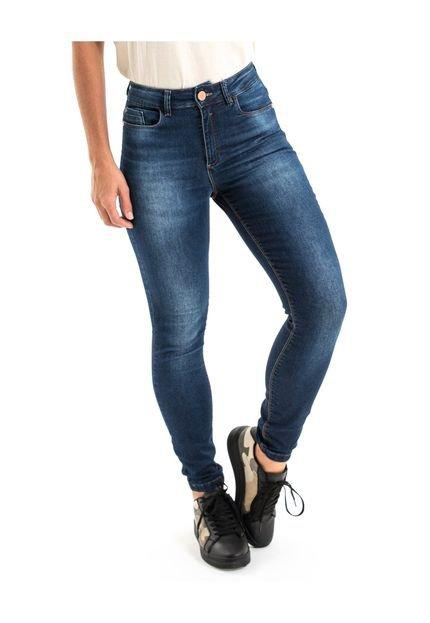 Equivoco Calça Jeans Equivoco Pearl Skinny FGsu2