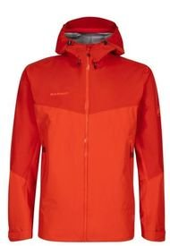 Chaqueta Convey Tour Hs Hooded Rojo Mammut