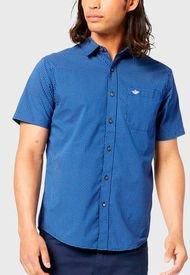 Camisa Dockers Blanco - Calce Regular
