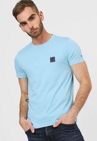 Camiseta Azul Claro Tommy Hilfiger