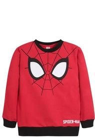 Poleron Eyes Marvel Rojo Spiderman