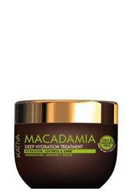 Crema Macadamia Deep Hydration Treatment 250 Kativa