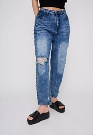Jeans Destroyed Mom Sioux