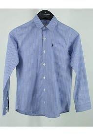 Camisa Azul Garçon García Naha
