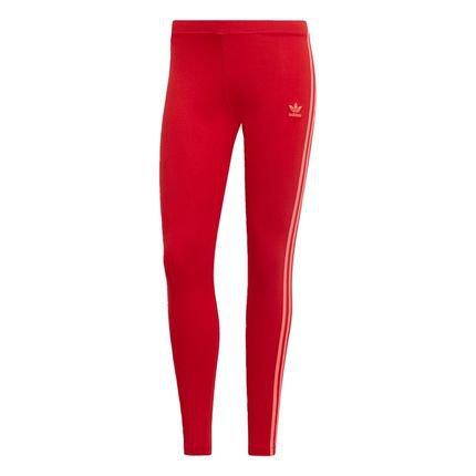 adidas Legging Adidas 3 STRIPE ORIGINALS Vermelho mNIxC