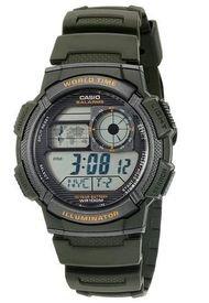 Reloj Deportivo Verde Casio