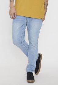 Jeans Skinny Superflex Azul C - Hombre Corona