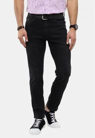 Jeans Classic Spandex Negro Arrow