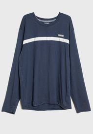 Pijama Palmers Jersey Azul - Calce Regular