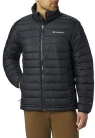 Parka Hombre Powder Lite Jacket Negro Columbia