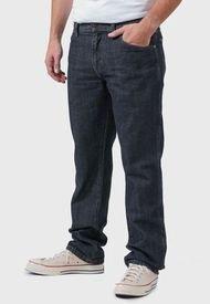 Jeans Wrangler Texas Negro - Calce Regular