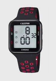Reloj K5748/5 Gris Calypso Mujer Color Run
