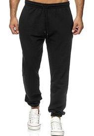 Pantalon Buzo De Verano Modern Negro Uniforma