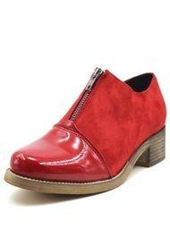 Zapato Charol Rojo Gotta