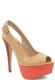 Sandalia Sling Multicolor We Love Shoes