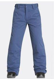 Pantalon De Nieve Grom Niño Azul Billabong