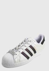 Tenis Lifestyle Blanco-Morado adidas Originals