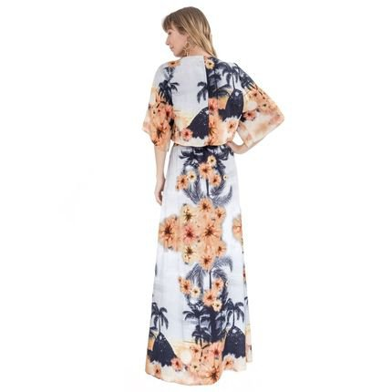 Lucy in The Sky Blusa Lucy in the sky manga Floral RzSx0