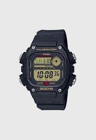 Reloj Digital Negro Casio