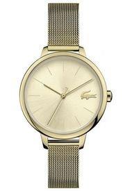 Reloj Dorado Lacoste