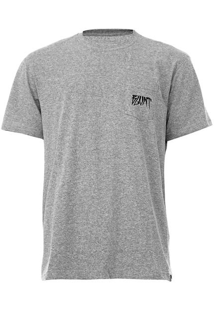 Camiseta Blunt Institucional Cinza