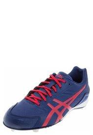 Tenis para Beisbol  Azul-Rojo asics Base Burner