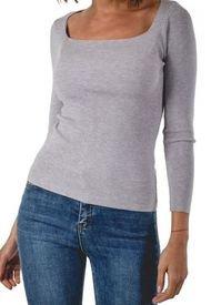 Sweater Magnus Gris Guinda