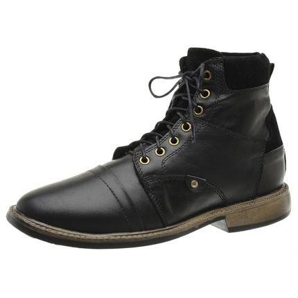 3LS3 Bota 3LS3 Shoes Preta o9BLd