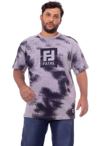 Camiseta Fatal Estampada Especial Mescla