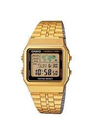 Reloj Dorado Casio Vintage
