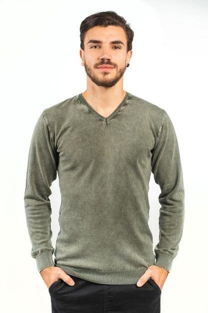 Blusa Algodão Fino Tricoport Liso Verde