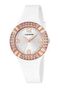 Reloj Trendy Blanco Calypso