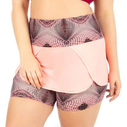 Marcyn Active Short Saia Fit Rosa Marcyn - 524.8116 Marcyn Active Bermudas e Shorts Multicolorido Y3ZWp