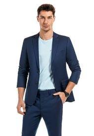 Blazer Suit Creteil  Azul New Man Tp
