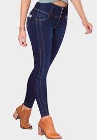 Jogger Levanta Cola Kayak Azul Marino TYT Jeans
