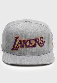 Jockey  Los Angeles Lakers Gris Mitchell & Ness