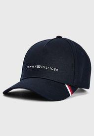 Jockey UPTOWN CAP Azul Tommy Hilfiger
