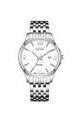 Reloj Hombre Loix Plateado Ref LA2103-5