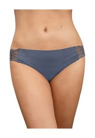 Panty Brasilera Azul Leonisa 012968