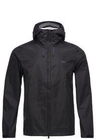 Chaqueta Shield B-Dry Hoody Jacket Negro Lippi
