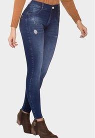 Jeans Ochentero Push UP Mauricio Azul Marino TYT Jeans
