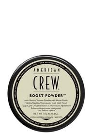 Polvo De Volumen Boost Power Negro American Crew