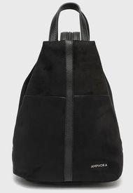 Mochila Negro Amphora