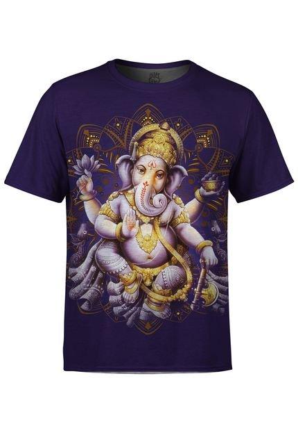 Camiseta    Hindu Over Fame Azul