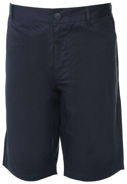 Bermuda Colcci Chino Color Azul-Marinho