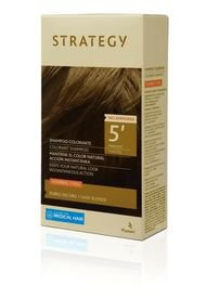 STRATEGY Shampoo Color 5 Minutos-Rubio Oscuro Strategy