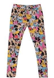 Calza Niña Minnie Multicolor Disney