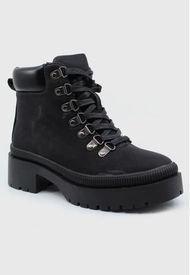 Botin Rusia Negro Stylo Shoes