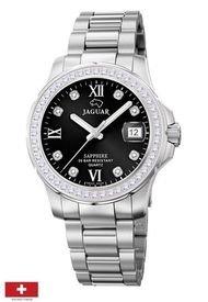 Reloj Woman Negro  Jaguar