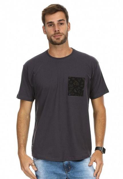 Camiseta VLCS Swag Standard Cinza